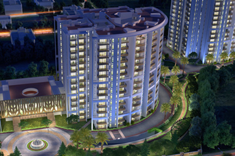 Flats, Apartments, Independent villas for sale in Hyderabad, Real