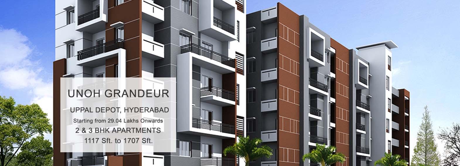 Apartments Near Unoh